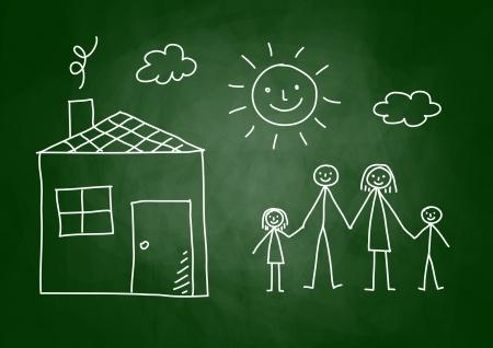 Plány na rodinné bydlení