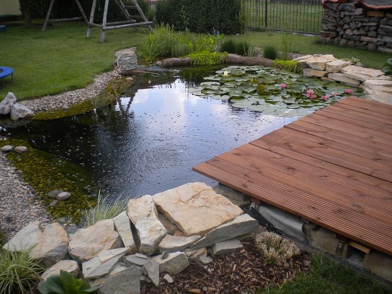 úprava a údržba zahrady