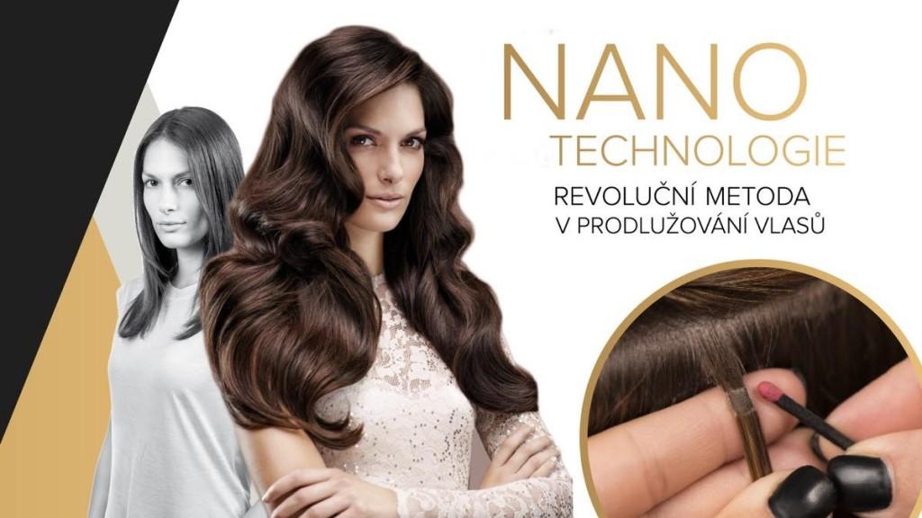Vlasy - prodlužování