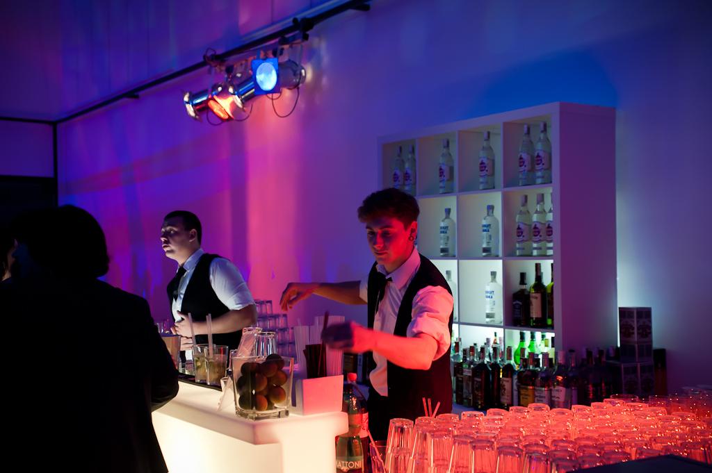 Barman show