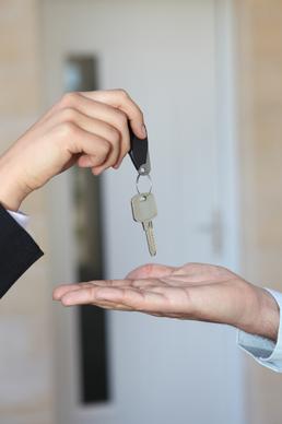 Klíče od bytu