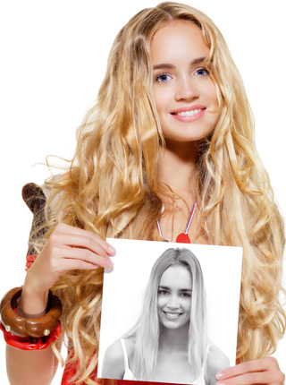 prodlužování vlasů Hairdreams